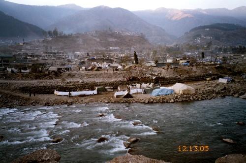 Agosto 2007 – Mario Marcosignori – Terremoto in Pakistan Ottobre 2005