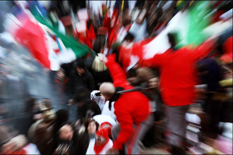 Maggio 2011 – Collettiva – Gli Italiani 150 anni dopo