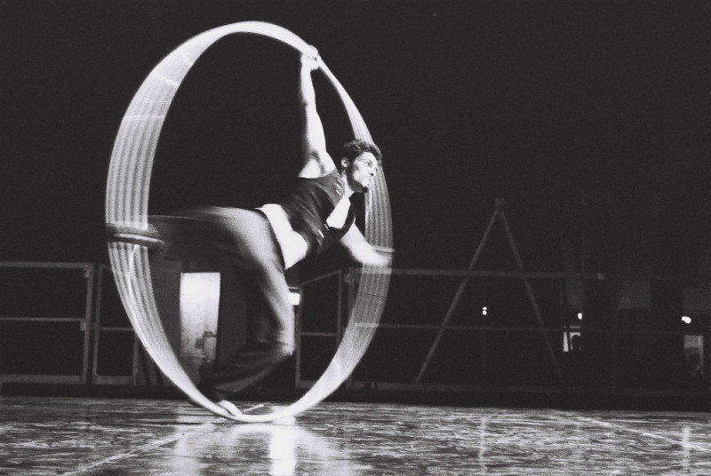 Ottobre 2011 – Luca basili – Le magie del circo