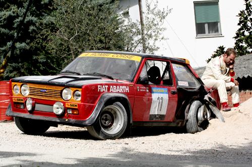 Giugno 2008 –  Francesco Scirè – Rally