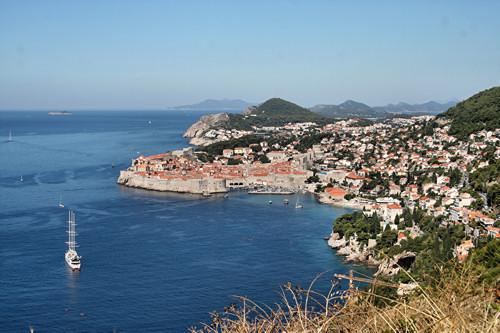 Aprile 2009 –   Carlo Denaro – La città di Dubrovnik