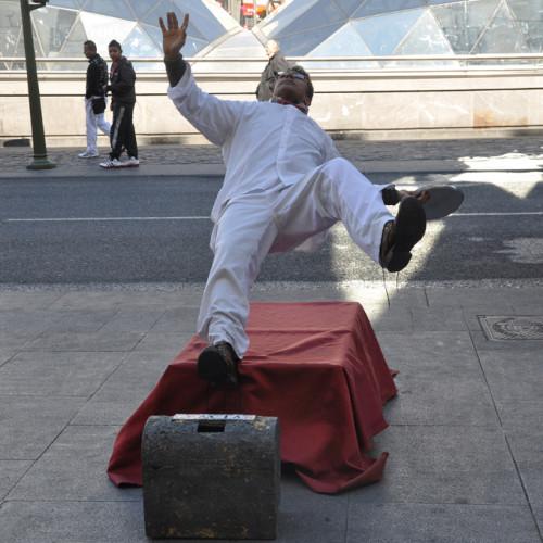 Luglio 2012 – Collettiva soci del circolo – Artisti di strada