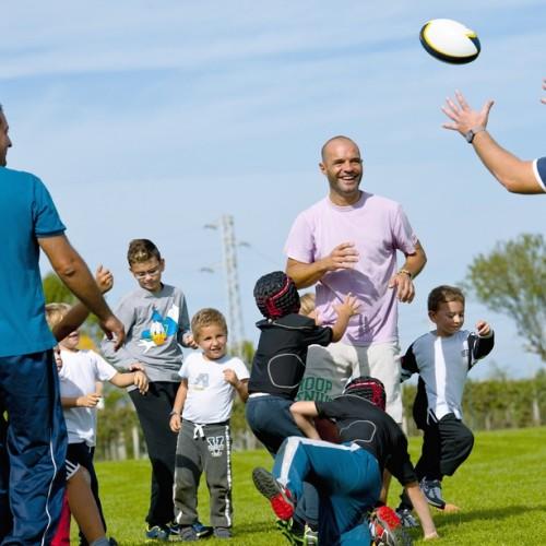 Dicembre 2014 – Collettiva soci circolo – Calendario Rugby