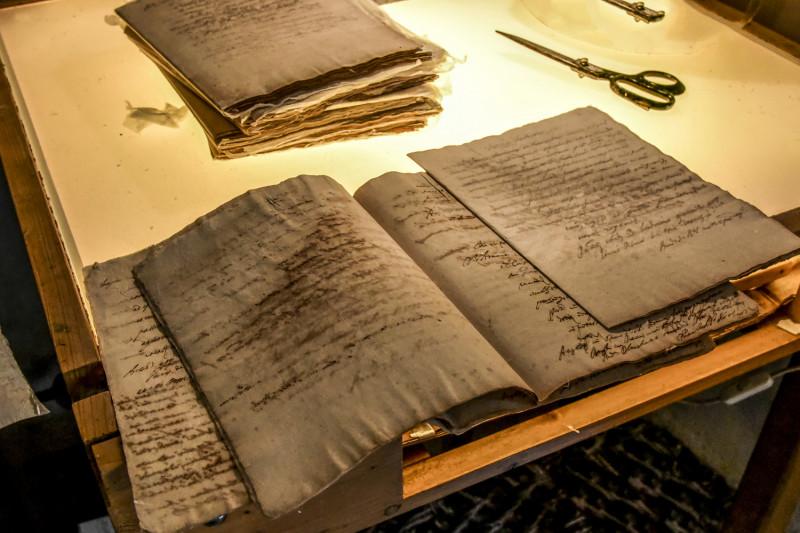 Giugno 2015 – Vincenzo Baldeschi – Restauro libri antichi