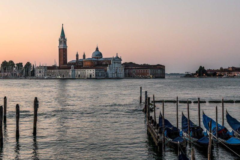 GIUGNO 2021 – Venezia dal tramonto…all'alba…
